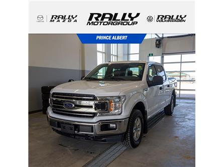 2018 Ford F-150 XLT (Stk: V900) in Prince Albert - Image 1 of 14