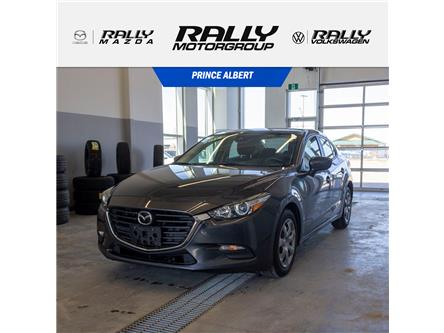 2018 Mazda Mazda3 GX (Stk: V1022) in Prince Albert - Image 1 of 15