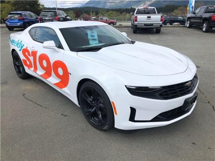 2020 Chevrolet Camaro 1LT (Stk: 20C41) in Port Alberni - Image 1 of 18