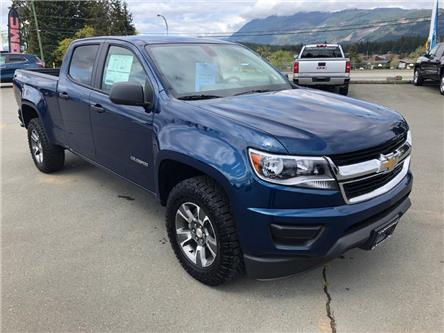 2020 Chevrolet Colorado WT (Stk: 20T49) in Port Alberni - Image 1 of 24
