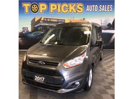 2017 Ford Transit Connect XLT (Stk: 315519) in NORTH BAY - Image 1 of 25