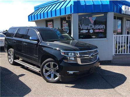 2016 Chevrolet Tahoe 4WD 4dr LTZ (Stk: B7651) in Ajax - Image 1 of 26