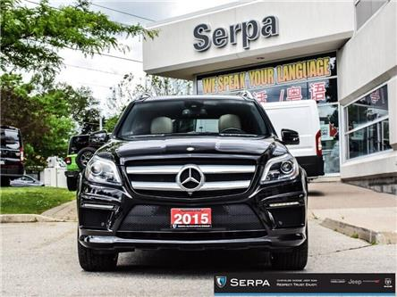 2015 Mercedes-Benz GL-Class Base (Stk: P9246) in Toronto - Image 1 of 26