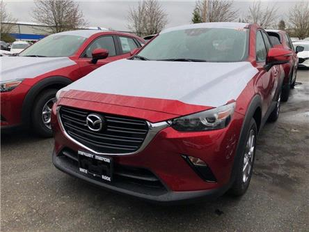 2020 Mazda CX-3 GS (Stk: 473110) in Surrey - Image 1 of 5