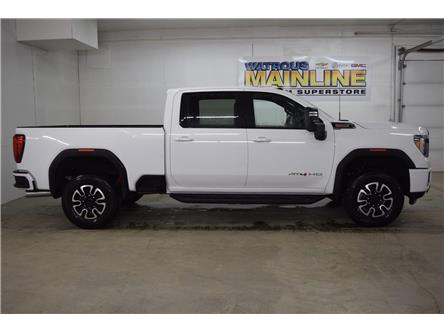 2020 GMC Sierra 2500HD AT4 (Stk: L1219) in Watrous - Image 1 of 50