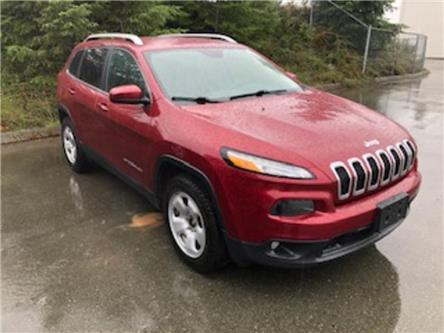 2017 Jeep Cherokee North (Stk: 20T14A) in Port Alberni - Image 1 of 20