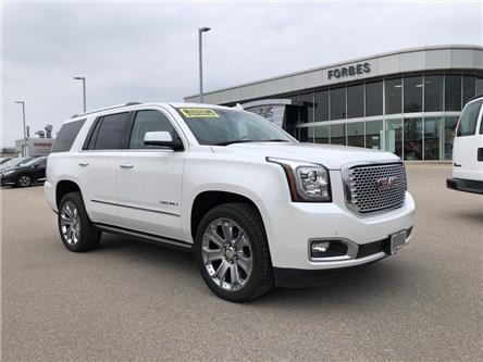 2017 GMC Yukon Denali (Stk: 402050) in Waterloo - Image 1 of 26