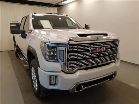 2020 GMC Sierra 2500HD Denali (Stk: 215501) in Lethbridge - Image 1 of 31