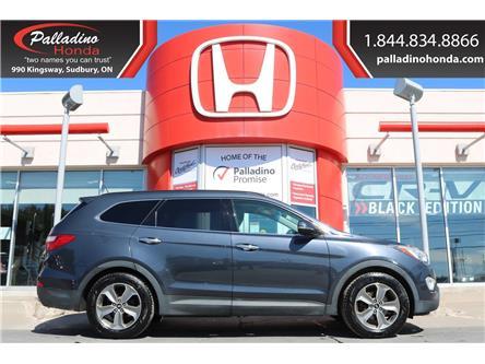 2013 Hyundai Santa Fe XL Luxury (Stk: 20923A) in Greater Sudbury - Image 1 of 38