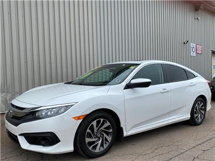 2018 Honda Civic EX (Stk: X4897A) in Charlottetown - Image 1 of 22