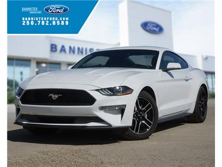 2019 Ford Mustang EcoBoost (Stk: C191054) in Dawson Creek - Image 1 of 16