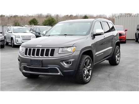 2016 Jeep Grand Cherokee Limited (Stk: 10718A) in Lower Sackville - Image 1 of 24