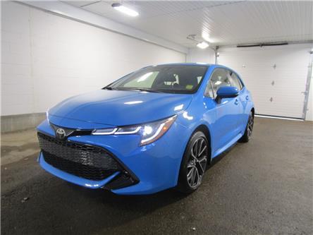2020 Toyota Corolla Hatchback Base (Stk: 201253) in Regina - Image 1 of 25
