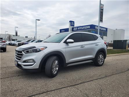 2017 Hyundai Tucson Luxury (Stk: 373456A) in Milton - Image 1 of 20