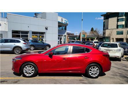 2017 Mazda Mazda3 SE (Stk: N3062) in Calgary - Image 1 of 14