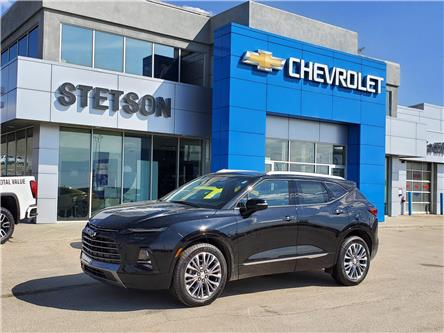 2020 Chevrolet Blazer Premier (Stk: 20-215) in Drayton Valley - Image 1 of 18