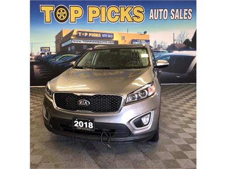 2018 Kia Sorento 2.4L LX (Stk: 398463) in NORTH BAY - Image 1 of 27