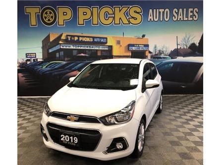2018 Chevrolet Spark 1LT CVT (Stk: 463205) in NORTH BAY - Image 1 of 27