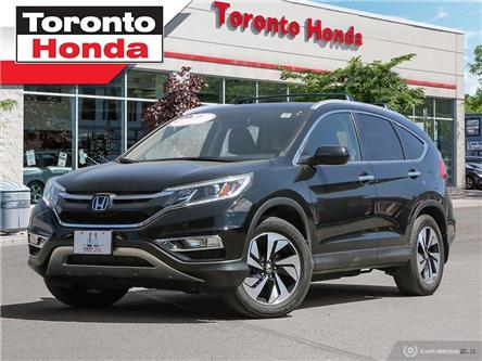 2016 Honda CR-V Touring (Stk: H40203P) in Toronto - Image 1 of 27