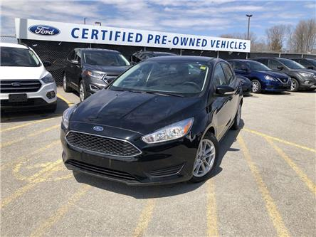 2018 Ford Focus SE (Stk: ET20451A) in Barrie - Image 1 of 17