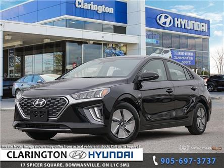 2020 Hyundai Ioniq Hybrid Preferred (Stk: 20237) in Clarington - Image 1 of 24