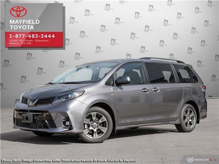 2020 Toyota Sienna SE 7-Passenger (Stk: M001179) in Edmonton - Image 1 of 23