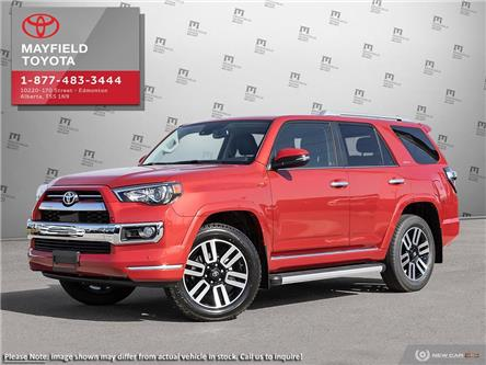 2020 Toyota 4Runner Base (Stk: M000973) in Edmonton - Image 1 of 17