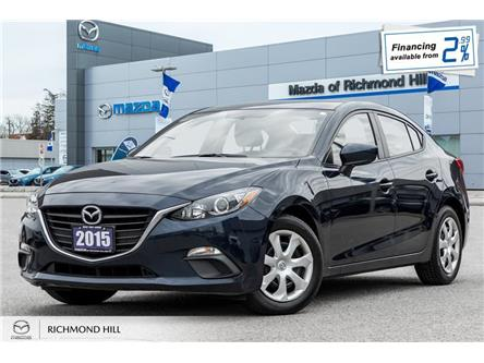 2015 Mazda Mazda3 GX (Stk: 19-767DTA) in Richmond Hill - Image 1 of 15