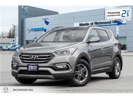 2017 Hyundai Santa Fe Sport 2.4 Luxury (Stk: 20-280A) in Richmond Hill - Image 1 of 20