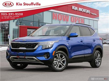 2021 Kia Seltos EX (Stk: 21003) in Stouffville - Image 1 of 26
