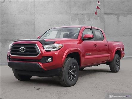 2020 Toyota Tacoma Base (Stk: 2075) in Dawson Creek - Image 1 of 23