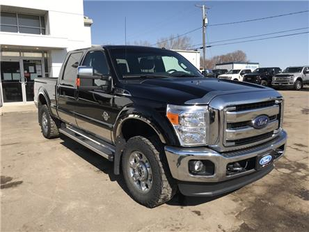 2016 Ford F-350 Lariat (Stk: 9158A) in Wilkie - Image 1 of 27