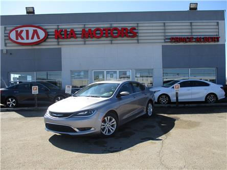 2016 Chrysler 200 Limited (Stk: B4143A) in Prince Albert - Image 1 of 20