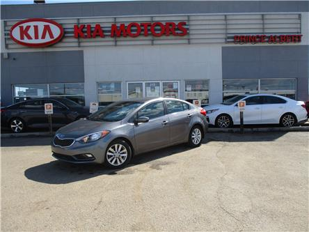 2015 Kia Forte 1.8L LX (Stk: 39121A) in Prince Albert - Image 1 of 17