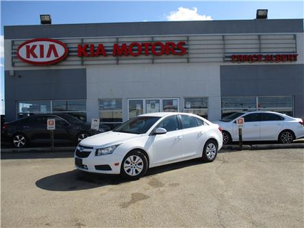 2013 Chevrolet Cruze LT Turbo (Stk: B4512A) in Prince Albert - Image 1 of 13