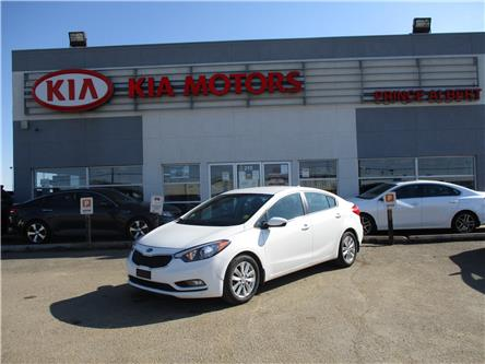 2016 Kia Forte 1.8L LX (Stk: 39105A) in Prince Albert - Image 1 of 17