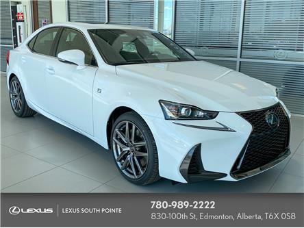 2020 Lexus IS 300 Base (Stk: LL00534) in Edmonton - Image 1 of 18