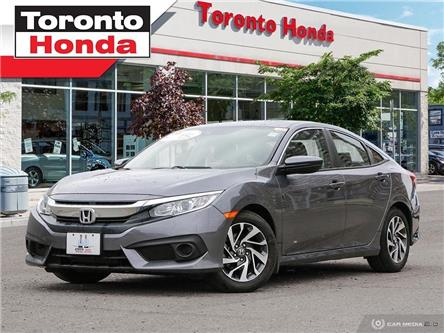 2018 Honda Civic Sedan w/Honda Sensing (Stk: H40202P) in Toronto - Image 1 of 27