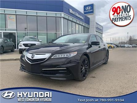 2017 Acura TLX Base (Stk: 9670A) in Edmonton - Image 1 of 22