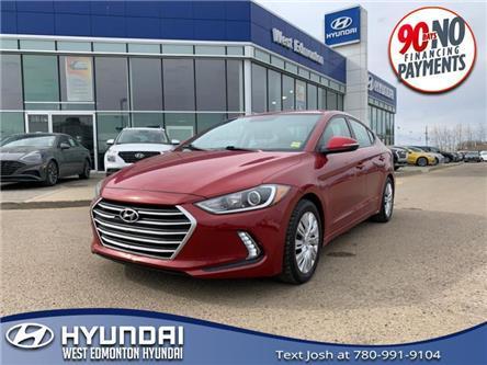 2017 Hyundai Elantra GL (Stk: X746A) in Edmonton - Image 1 of 19