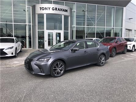 2016 Lexus GS 350 Base (Stk: Y3648) in Ottawa - Image 1 of 13