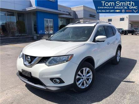 2014 Nissan Rogue SV (Stk: 190849AA) in Midland - Image 1 of 4