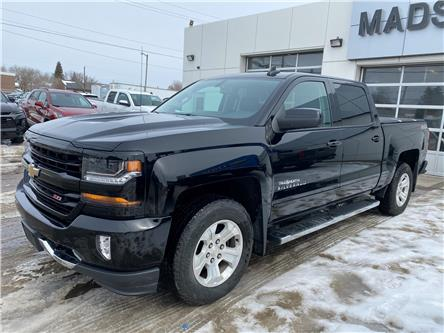 2017 Chevrolet Silverado 1500  (Stk: A19466) in Sioux Lookout - Image 1 of 6