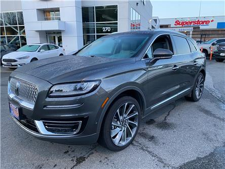 2019 Lincoln Nautilus Reserve (Stk: 196316) in Vancouver - Image 1 of 16