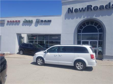 2018 Dodge Grand Caravan Crew (Stk: 24754P) in Newmarket - Image 1 of 17