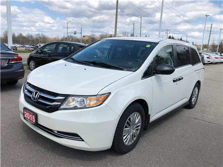 2015 Honda Odyssey LX (Stk: 20717A) in Cambridge - Image 1 of 12