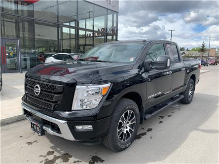 2020 Nissan Titan SV (Stk: T20091) in Kamloops - Image 1 of 29