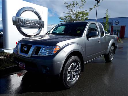 2016 Nissan Frontier PRO-4X (Stk: 9K1951A) in Courtenay - Image 1 of 8