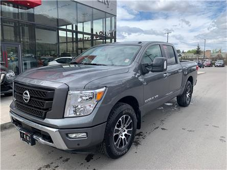 2020 Nissan Titan SV (Stk: T20093) in Kamloops - Image 1 of 28