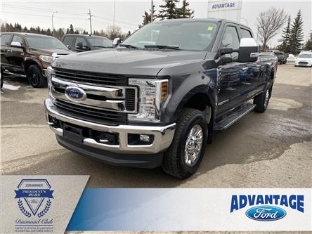 2018 Ford F-350 XLT (Stk: T23221) in Calgary - Image 1 of 22